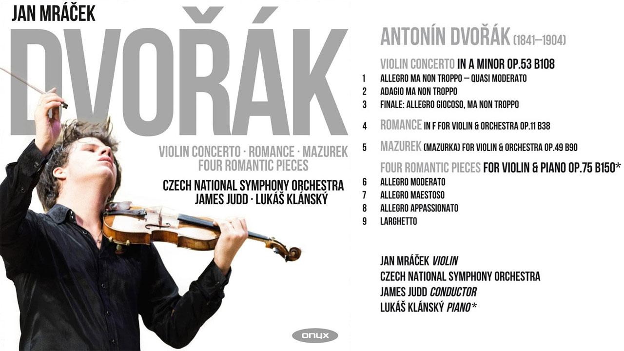 Antonin Dvořák CD
